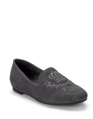 Romi Suede Loafers by Vionic