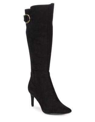Jeremi Knee-High Boots by Calvin Klein