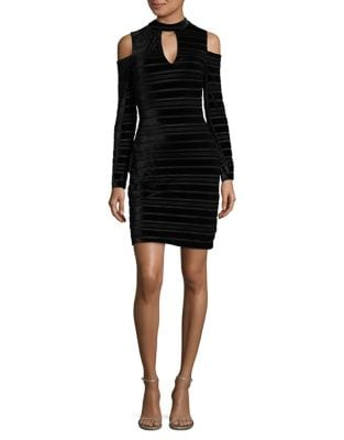 Velvet Sheath Dress by Guess