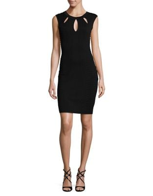 Chic Bodycon Dress by Guess
