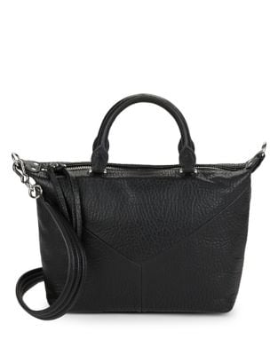 Holly Leather Satchel...