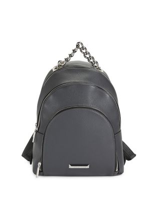 Sloane Leather Backpack...