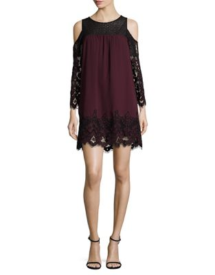 Jacky Cold Shoulder Dress by BB Dakota