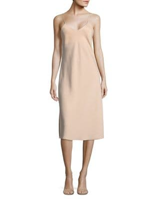 Midi Length Slip Dress by Sam Edelman