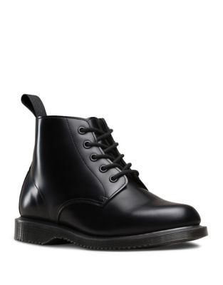 Emmeline Leather Boots by Dr. Martens