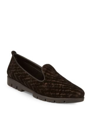 Smokin Hot Textile Loafers by The Flexx