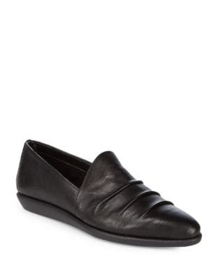 Draper Leather Loafers by The Flexx