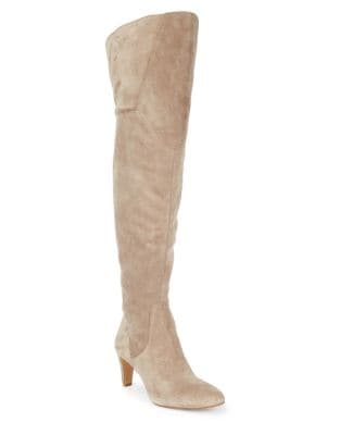 Armelli Suede Over-the-Knee Boots by Vince Camuto