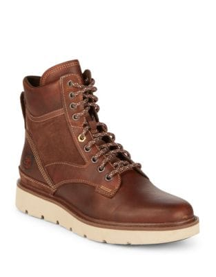 Kenniston Leather Boots by Timberland