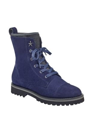 Palmyr Ankle Boots by Tommy Hilfiger