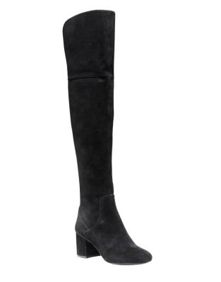 Over-The-Knee Suede Boots by Cole Haan
