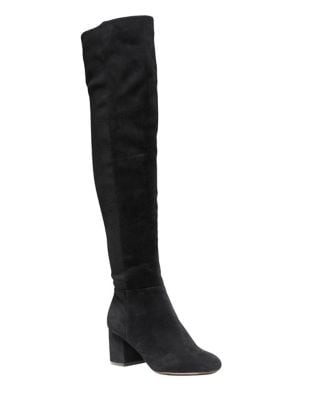 Suede Knee High Boots by Cole Haan