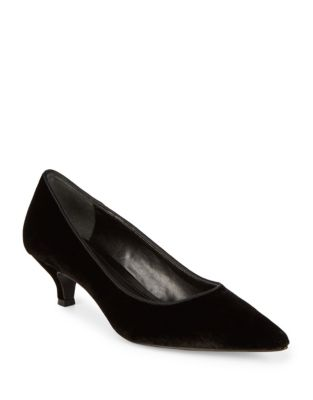 Velvet Kitten Pumps by Lauren Ralph Lauren