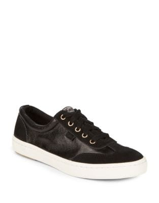 Tournament Suede and Leather Sneakers by Keds