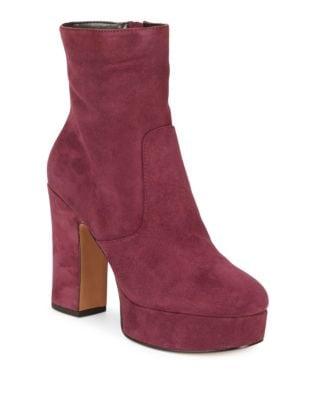 Lianna Suede Boots by Avec Les Filles