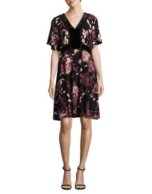 Floral Sheath Dress by Ivanka Trump