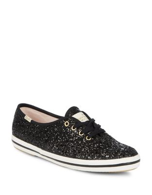 Glittered Sneakers by Keds
