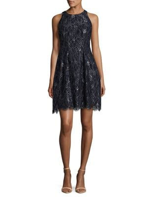 Floral Lace Dress by Vince Camuto