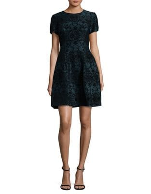 Fit-&-Flare Dress by Vince Camuto