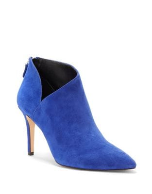Ramona Suede Booties by Enzo Angiolini