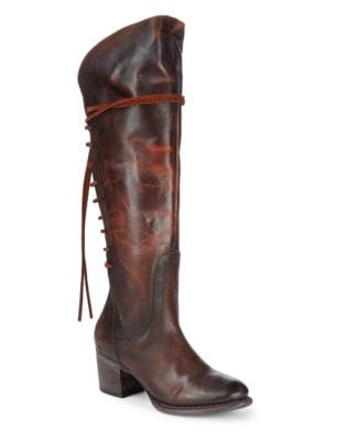 Cosmo Leather Tall Boots by Freebird By Steven