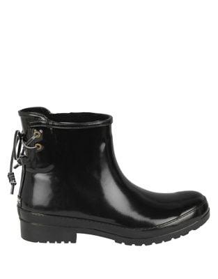 Walker Turf Rubber Rain Boots by Sperry