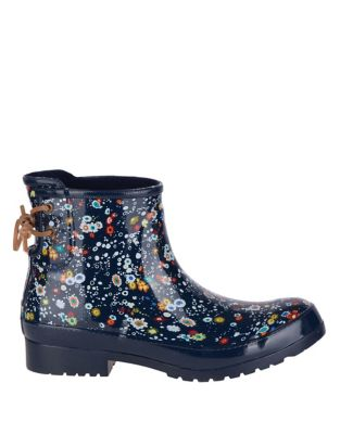 Walker Turf Floral Rubber Rain Boots by Sperry