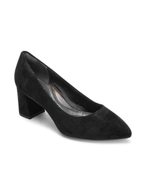 Salima Suede Pumps by Rockport