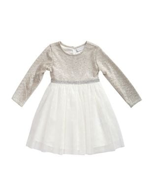 Baby Girl's Embellished Dress 500087571366
