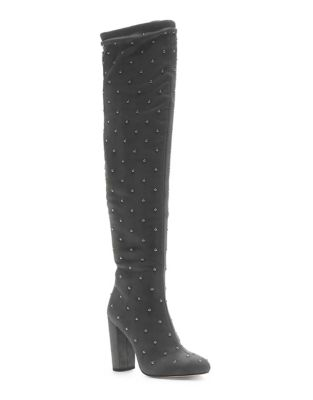 Bressy Microsuede Boots by Jessica Simpson