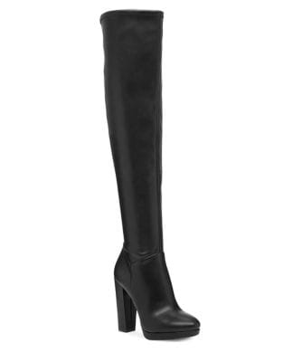 Grandie Over-The-Knee Boots by Jessica Simpson