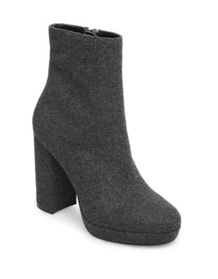 Feris Wool Booties by Design Lab Lord & Taylor