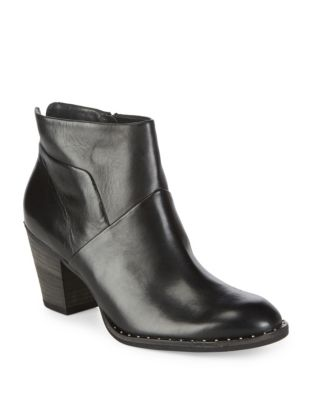 Nice Leather Booties by Paul Green
