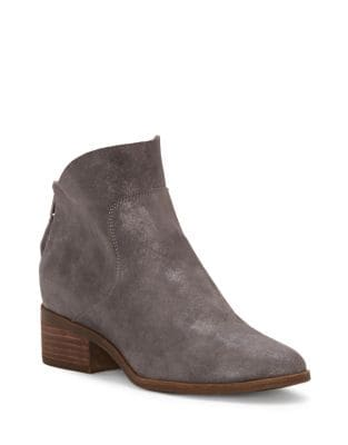 Lahela Suede Booties by Lucky Brand