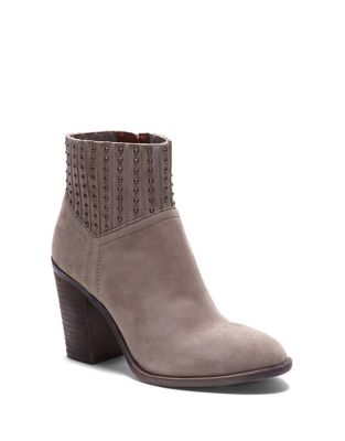 Salome Suede Booties 500087574377