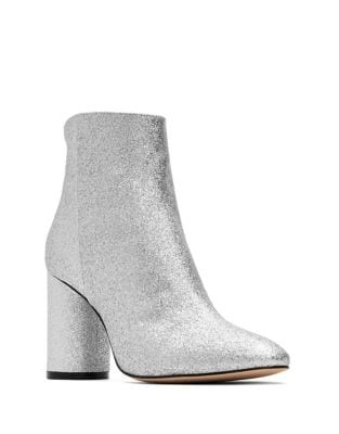 Mayari Glitter Booties by Katy Perry