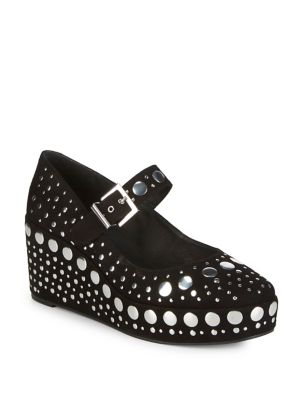 Giselle Studded Mary...