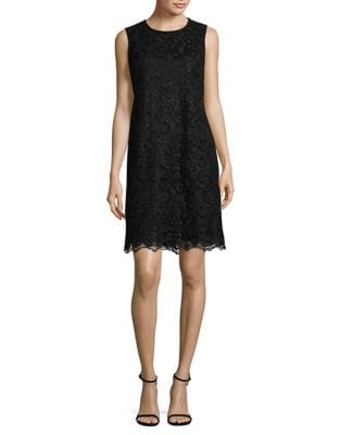 Lace Sheath Dress by Karl Lagerfeld Paris