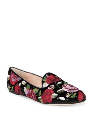 Salford Floral Loafers by Kate Spade New York