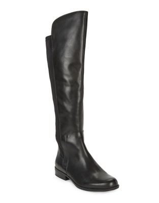 Chieri Leather Over-The-Knee Boots by Bandolino