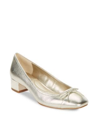 Xenica Metallic Dress Pumps by Bandolino
