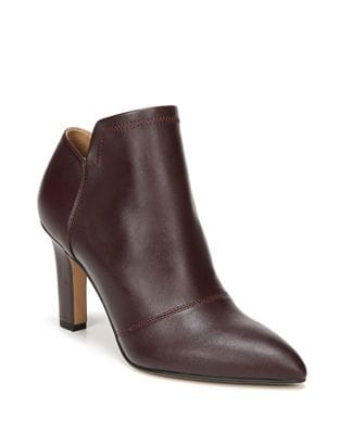 Kairi Faux Leather Booties by Franco Sarto