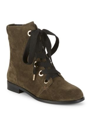 Raquel Suede Booties by Kate Spade New York