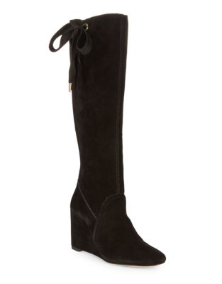 Gayle Suede Mid-Calf Boots by Kate Spade New York