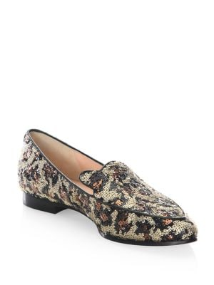 Sequins Loafers by Kate Spade New York