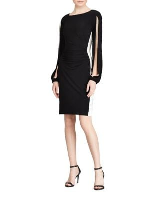 Long Sleeve Dress by Lauren Ralph Lauren
