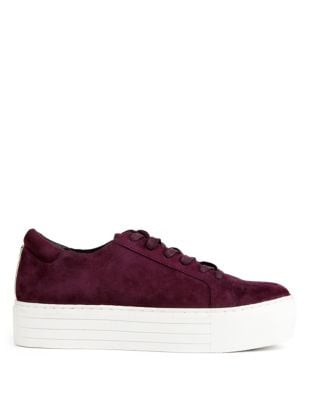 Abbey Suede Sneakers by Kenneth Cole New York