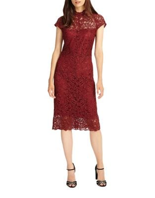 Lace Sheath Dress by Phase Eight