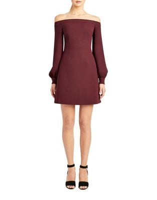 Off-The-Shoulder Sheath Dress by Jill Jill Stuart