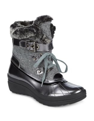 Gallup Winter Boots by Anne Klein